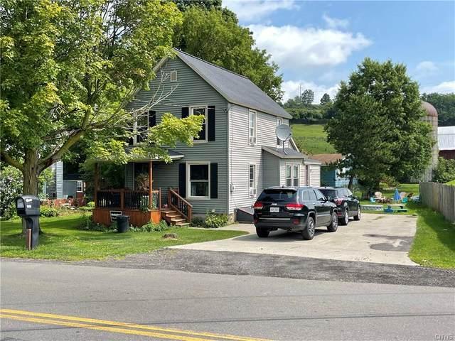 1368 E River Road, Cortlandville, NY 13045 (MLS #S1358953) :: Robert PiazzaPalotto Sold Team