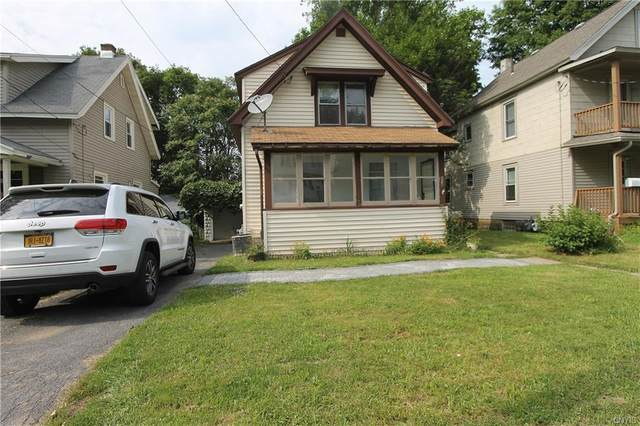 218 Lynch Avenue, Syracuse, NY 13207 (MLS #S1359094) :: BridgeView Real Estate