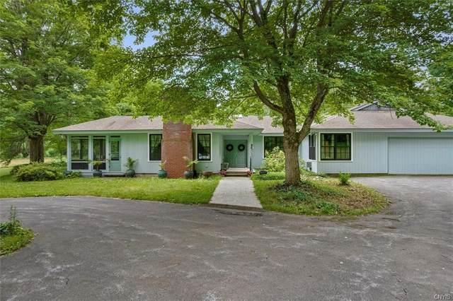 3601 Harding Road, Kirkland, NY 13323 (MLS #S1359113) :: BridgeView Real Estate