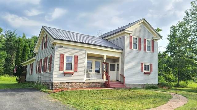 2521 Nys Route 49, Vienna, NY 13308 (MLS #S1359265) :: BridgeView Real Estate