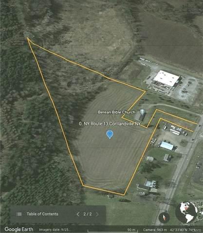0 Route 13, Cortlandville, NY 13045 (MLS #S1359447) :: Robert PiazzaPalotto Sold Team