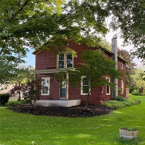 3232 Us Route 20, Nelson, NY 13035 (MLS #S1359515) :: BridgeView Real Estate
