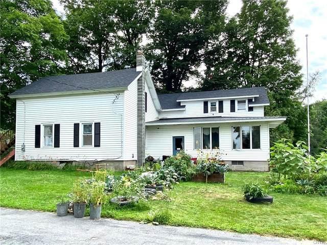 9715 Beaver Falls Road, Croghan, NY 13327 (MLS #S1359550) :: Serota Real Estate LLC