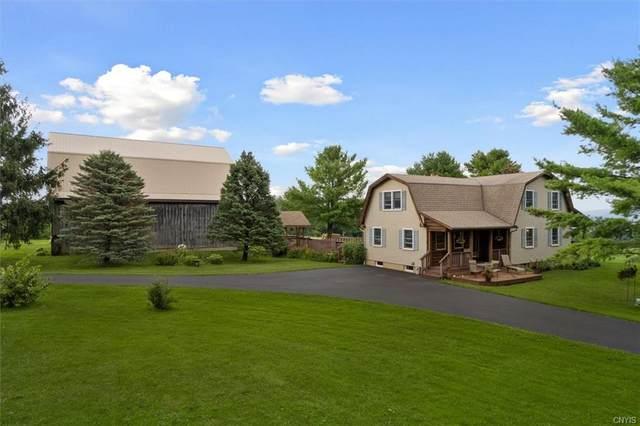 6937 Champion Road, Kirkland, NY 13323 (MLS #S1359622) :: BridgeView Real Estate