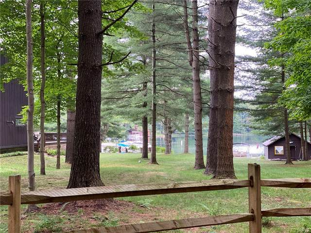 000 State Route 28 Highway, Forestport, NY 13492 (MLS #S1359767) :: BridgeView Real Estate