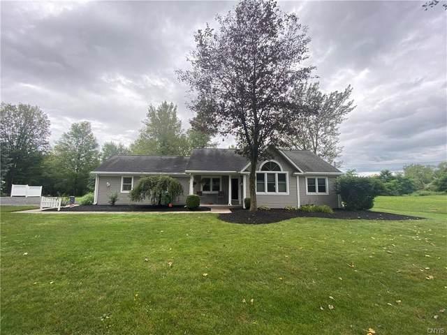 3616 State Route 20, Sennett, NY 13152 (MLS #S1359953) :: Serota Real Estate LLC