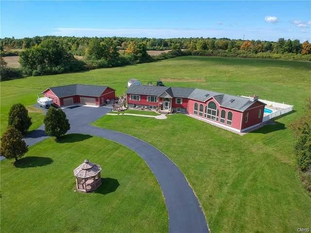 27367 Perch Lake Road, Pamelia, NY 13601 (MLS #S1359966) :: BridgeView Real Estate