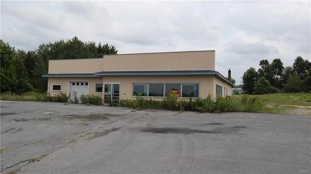 1112 Us Highway 11, Gouverneur, NY 13642 (MLS #S1360084) :: Serota Real Estate LLC