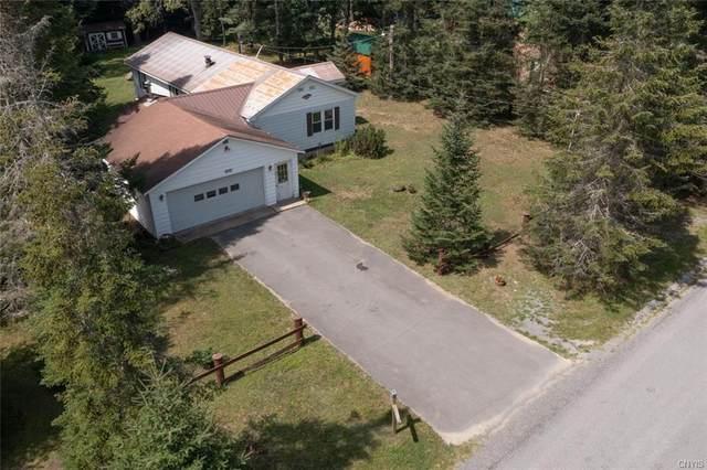 114 Deer Run Rd., Forestport, NY 13338 (MLS #S1360266) :: BridgeView Real Estate