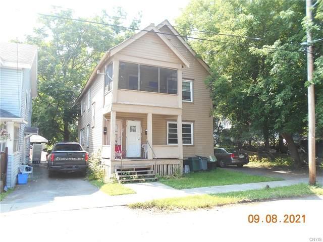 102 Lydell Street, Syracuse, NY 13204 (MLS #S1360387) :: Serota Real Estate LLC