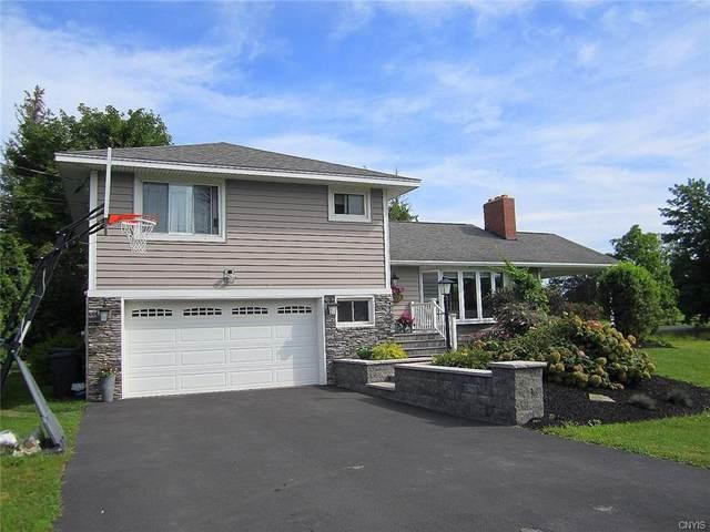 60 Lounsbury Drive, Granby, NY 13069 (MLS #S1360434) :: BridgeView Real Estate