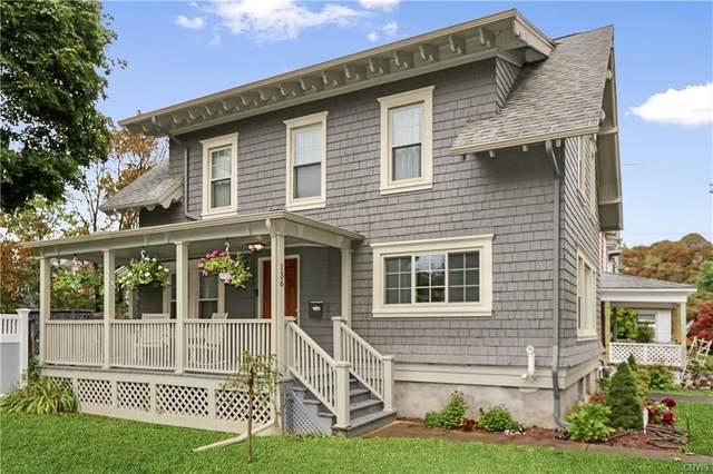 136 Kensington Place, Syracuse, NY 13210 (MLS #S1360453) :: Robert PiazzaPalotto Sold Team