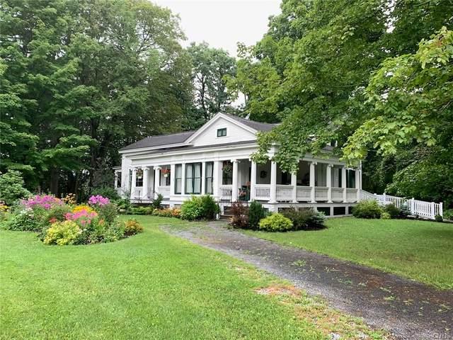 2707 Sweet Road, Brookfield, NY 13480 (MLS #S1360474) :: Serota Real Estate LLC