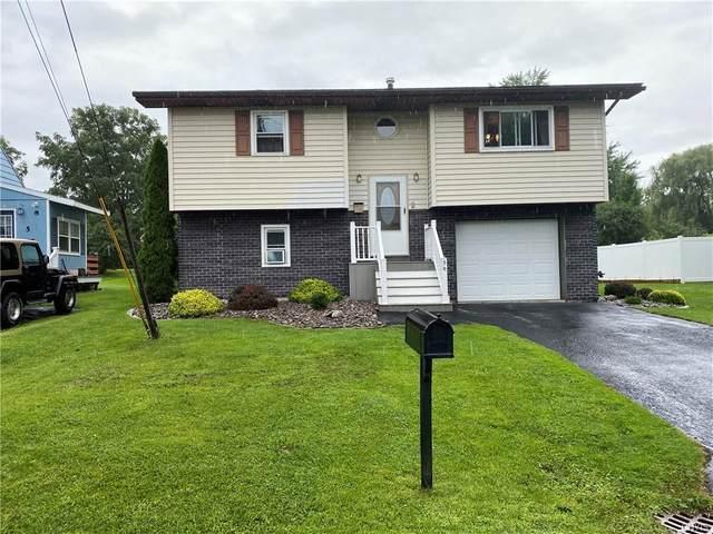 5 1/2 Crestway Drive, Whitestown, NY 13417 (MLS #S1360587) :: BridgeView Real Estate