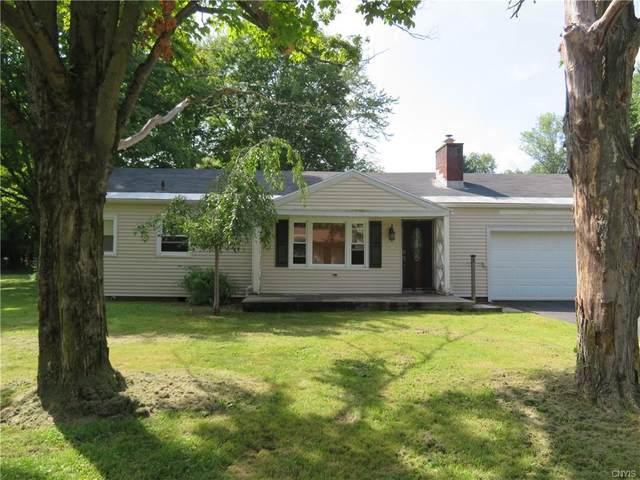5 Caryl Boulevard, New Hartford, NY 13323 (MLS #S1360619) :: TLC Real Estate LLC