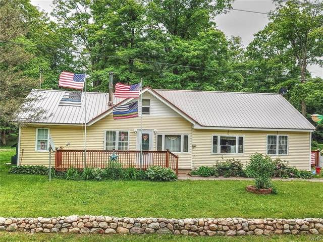 13532 State Route 28, Forestport, NY 13338 (MLS #S1360650) :: BridgeView Real Estate