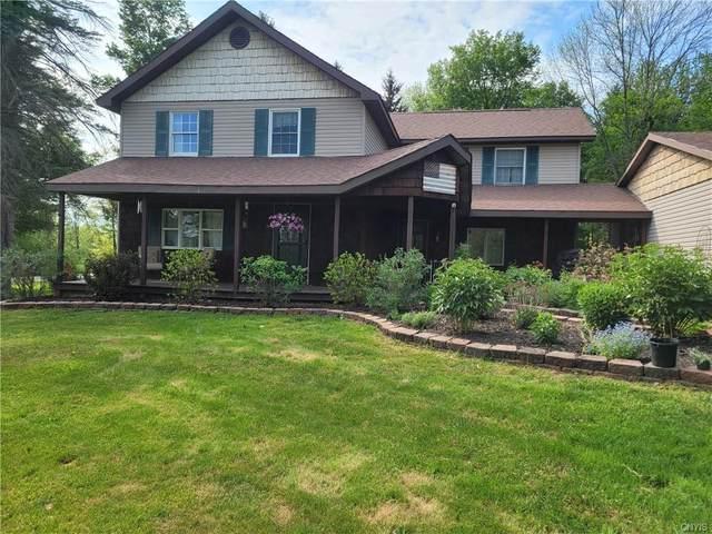 5930 Eureka Road, Westmoreland, NY 13323 (MLS #S1360820) :: BridgeView Real Estate