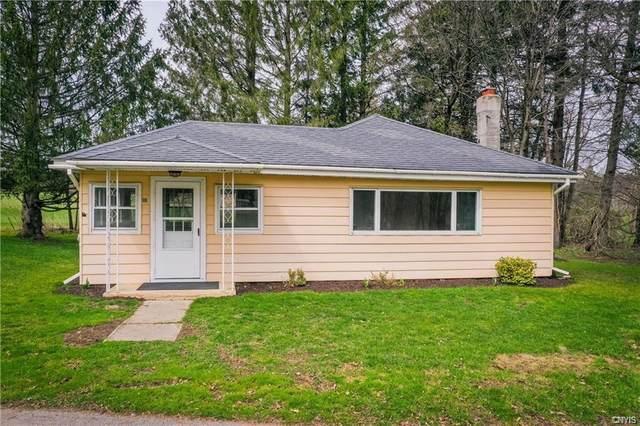 111 Polansky Road, Little Falls-Town, NY 13365 (MLS #S1360831) :: BridgeView Real Estate