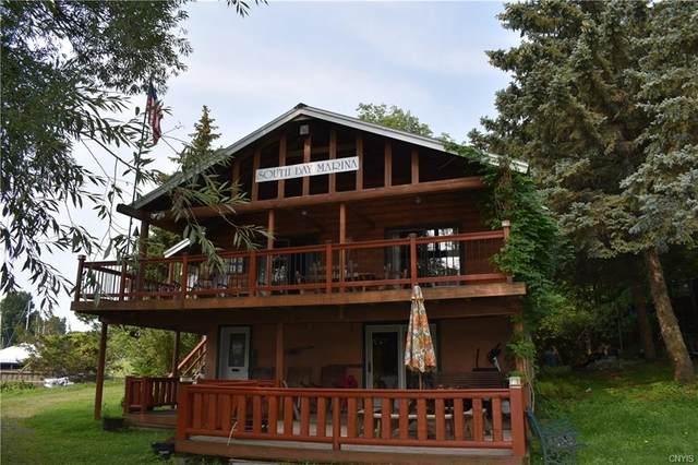 12596 Eastman Tract, Henderson, NY 13651 (MLS #S1360962) :: BridgeView Real Estate