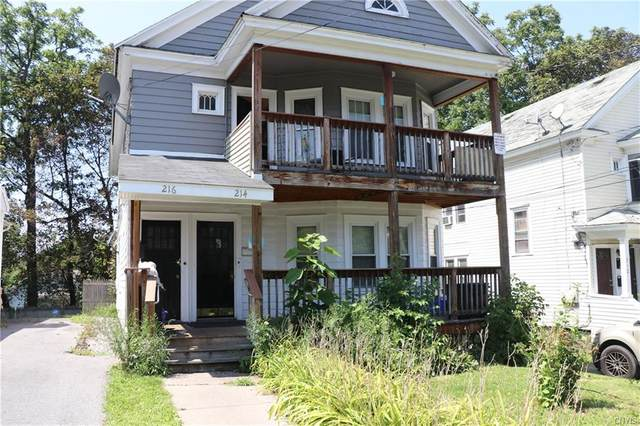 214 Fenway Drive #16, Syracuse, NY 13224 (MLS #S1361057) :: BridgeView Real Estate