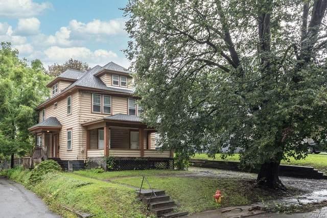467 S Beech Street, Syracuse, NY 13210 (MLS #S1361133) :: BridgeView Real Estate