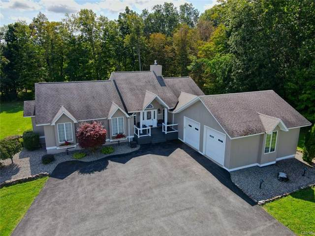 3466 Hill Crest Lane, Lincoln, NY 13032 (MLS #S1361263) :: BridgeView Real Estate