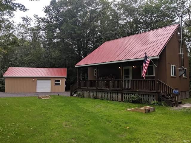 267 Mccaw Road, Redfield, NY 13437 (MLS #S1361300) :: BridgeView Real Estate