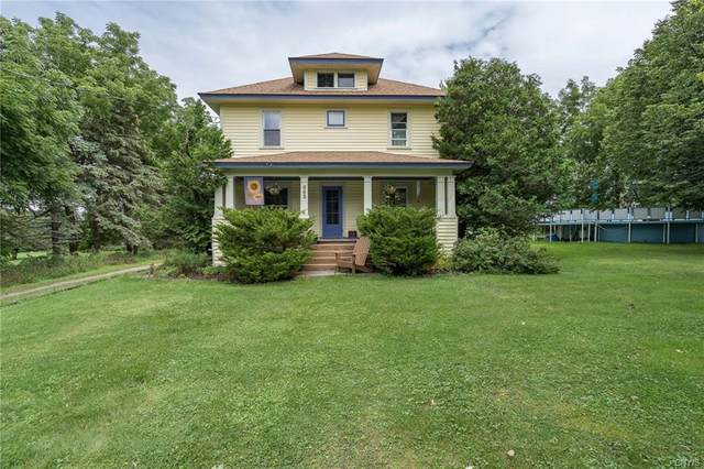 662 S James Street, Cape Vincent, NY 13618 (MLS #S1361355) :: Thousand Islands Realty