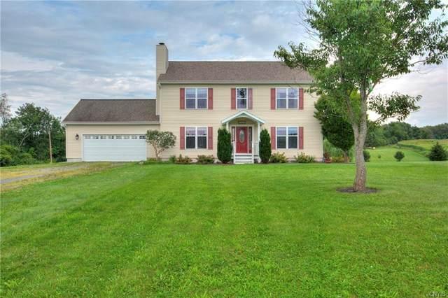 7416 Chestnut Ridge Road, Sennett, NY 13021 (MLS #S1361403) :: BridgeView Real Estate