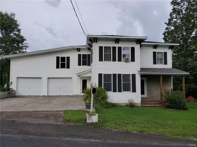 182 County Road 13, Otselic, NY 13155 (MLS #S1361431) :: Serota Real Estate LLC