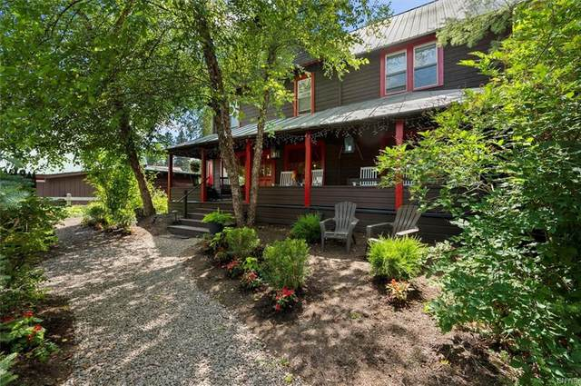 162 State Route 28, Inlet, NY 13360 (MLS #S1361587) :: BridgeView Real Estate