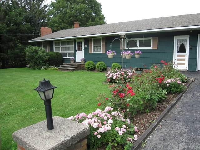 4544 Dublin Road, Marcellus, NY 13108 (MLS #S1361673) :: BridgeView Real Estate