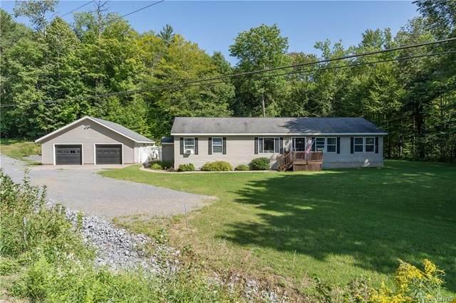 7322 Number Four Road, Watson, NY 13367 (MLS #S1361691) :: Serota Real Estate LLC