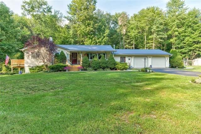 26 Cemetery Road, Constantia, NY 13044 (MLS #S1361992) :: BridgeView Real Estate