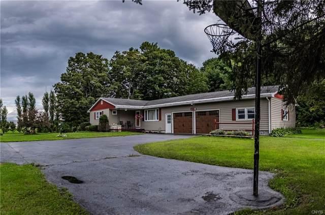 12150 State Route 28, Deerfield, NY 13431 (MLS #S1362037) :: Serota Real Estate LLC