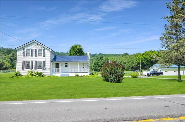 2405 State Route 12B, Marshall, NY 13328 (MLS #S1362166) :: BridgeView Real Estate