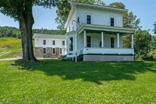 7593 W Keeney Road, Cuyler, NY 13158 (MLS #S1362169) :: BridgeView Real Estate