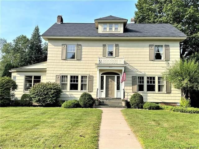 403 Sedgwick Drive, Syracuse, NY 13203 (MLS #S1362259) :: BridgeView Real Estate