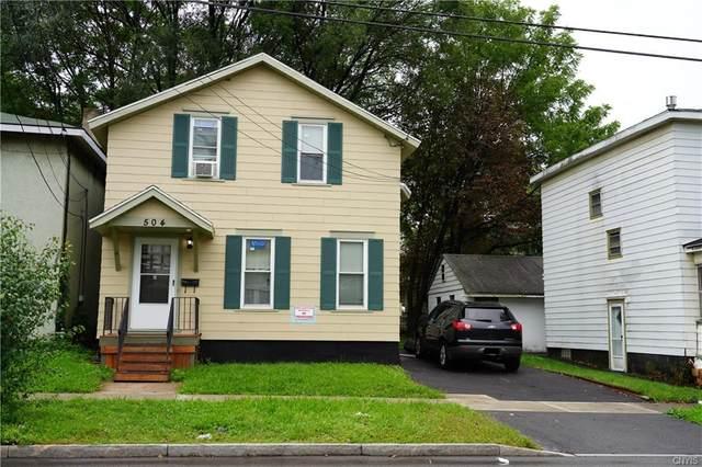 504 Bear Street, Syracuse, NY 13208 (MLS #S1362350) :: BridgeView Real Estate