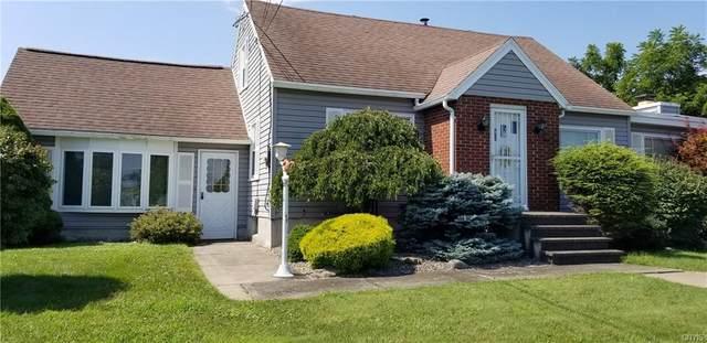 1013 State Fair Boulevard, Geddes, NY 13209 (MLS #S1362389) :: BridgeView Real Estate