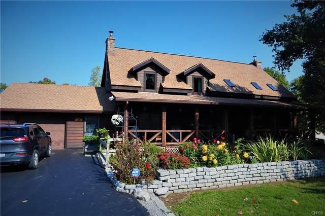 5973 N Avon Road, Avon, NY 14472 (MLS #S1362398) :: Serota Real Estate LLC