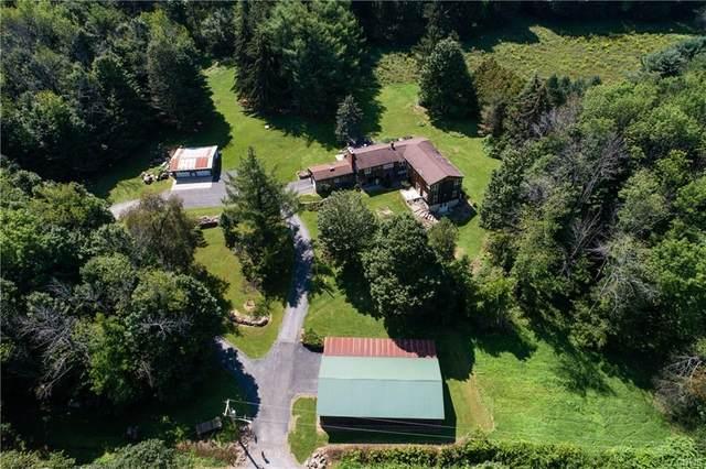 1843 Woodmancy Road, Otisco, NY 13159 (MLS #S1362407) :: BridgeView Real Estate