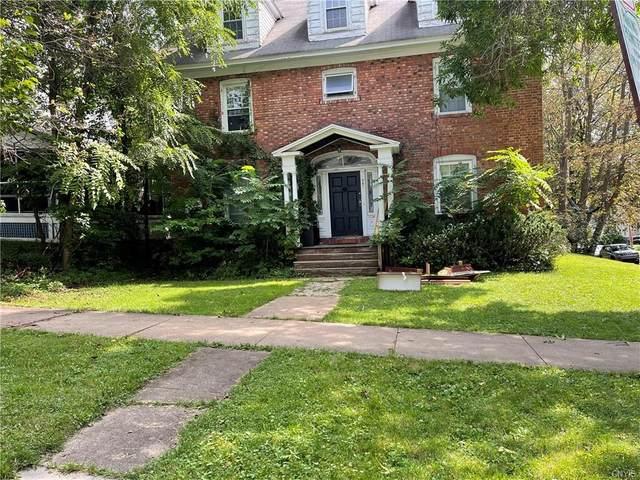 721 Lancaster Avenue, Syracuse, NY 13210 (MLS #S1362538) :: MyTown Realty
