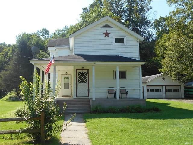 560 Jennings Creek Road, Lisle, NY 13803 (MLS #S1362548) :: Serota Real Estate LLC