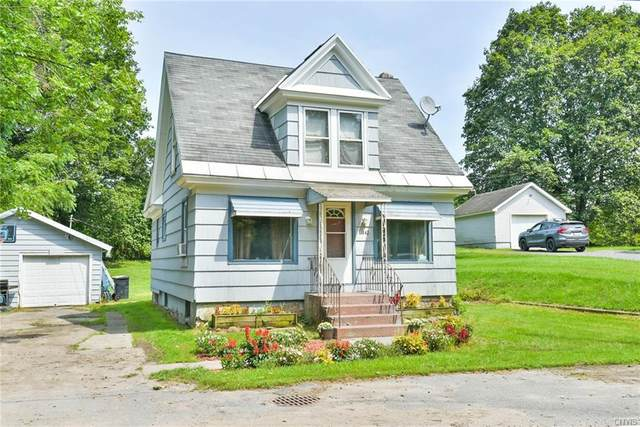 142 Folts Road, Herkimer, NY 13350 (MLS #S1362559) :: BridgeView Real Estate