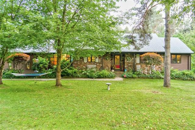 70 Kellogg Road, Hannibal, NY 13074 (MLS #S1362562) :: BridgeView Real Estate