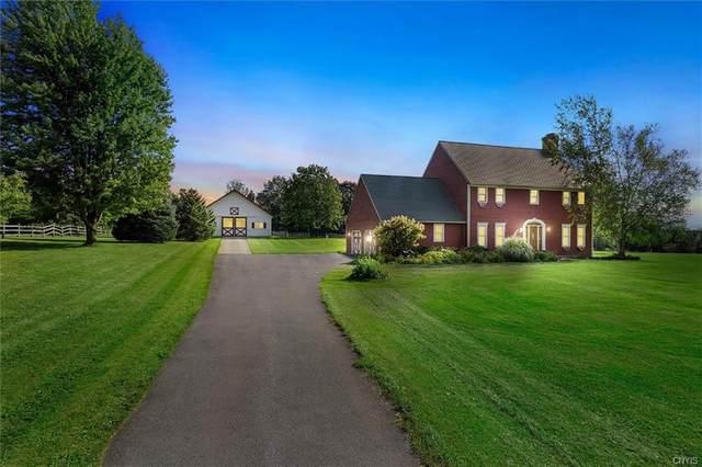 6580 College Hill Road, Westmoreland, NY 13323 (MLS #S1362598) :: Serota Real Estate LLC