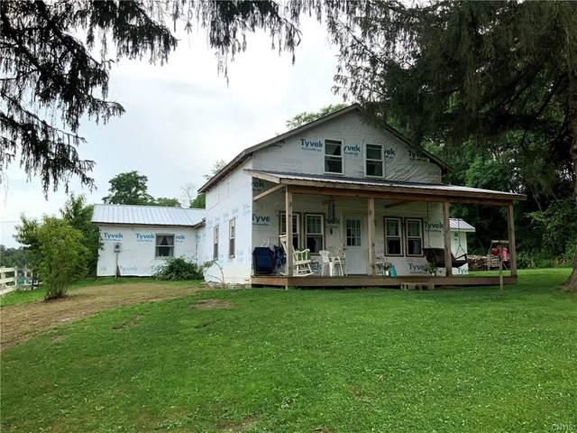 5757 State Highway 8, Columbus, NY 13411 (MLS #S1362622) :: Serota Real Estate LLC