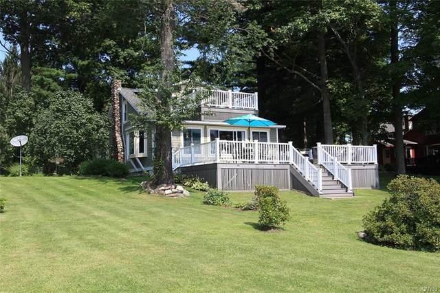 34 Ackerman Road, Constantia, NY 13028 (MLS #S1362771) :: BridgeView Real Estate