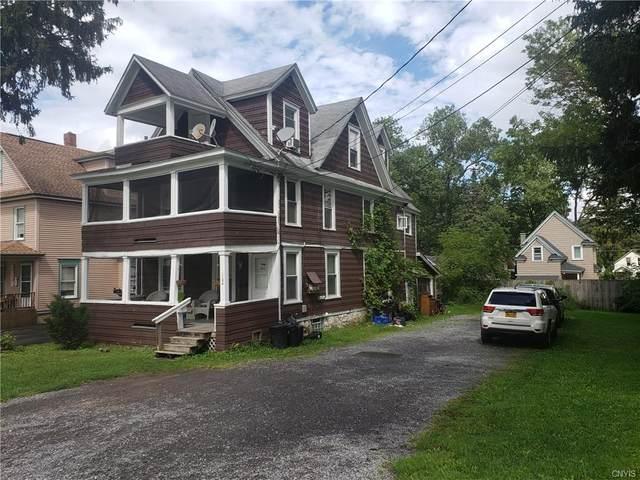 122 Meredith Avenue, Onondaga, NY 13120 (MLS #S1362858) :: MyTown Realty